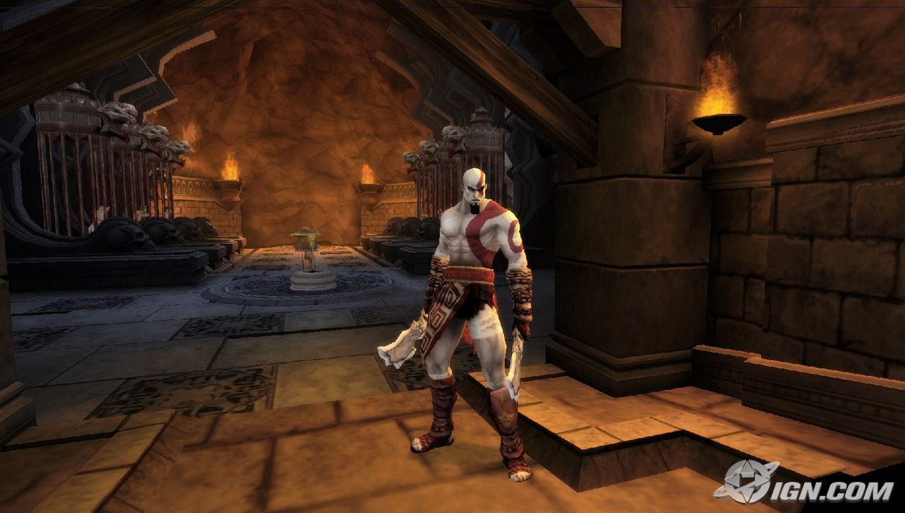 god of war chains of olympus 20070827023940949 God of War: Chains of Olympus (PC)