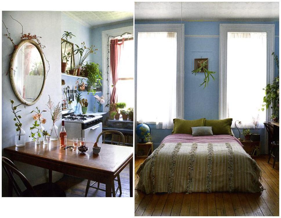 Case da copiare interni shabby e molto femminili for Foto case interni