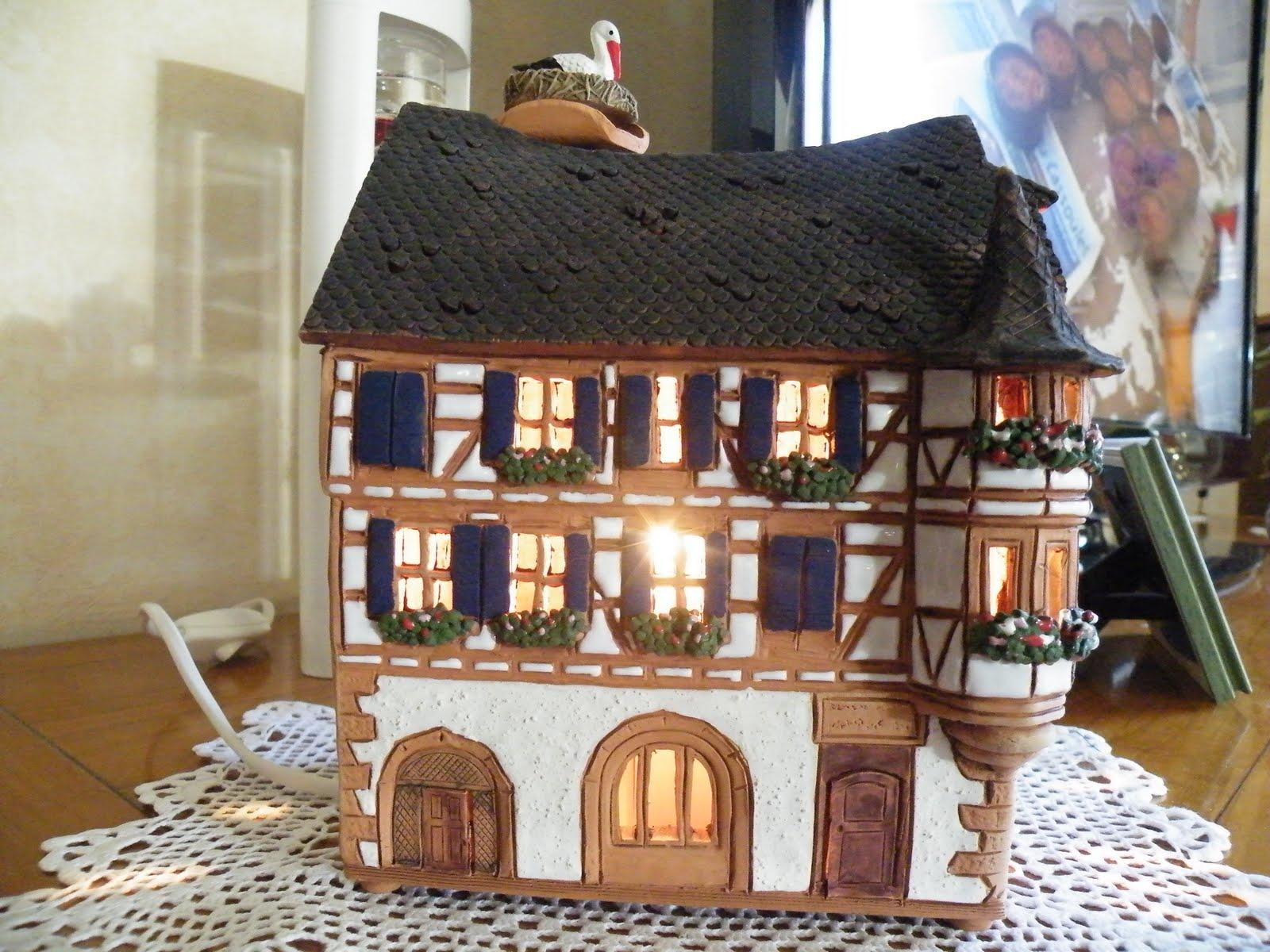 Interieur maison alsacienne maison moderne - Maison a colombage alsacienne ...