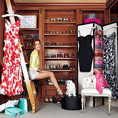 I need a ladder in my closet!
