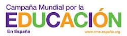 CAMPAÑA MUNDIAL POR LA EDUCACION EN ESPAÑA