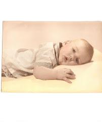 Charlie's Baby Photo