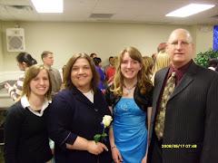 Janelle's Graduation