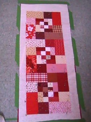 QUILTED TABLE RUNNER PATTERNS - Ludlow Quilt and Sew