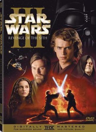 Star Wars III - A Vingança dos Sith DVDRip XviD Dual Audio