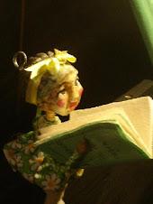 tina y la casa de los libros