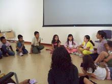 Niños narradores de León