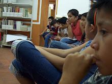 Niños Narradores de Salamanca