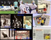 ... e até religião, racismo, política e terrorismo no desporto!