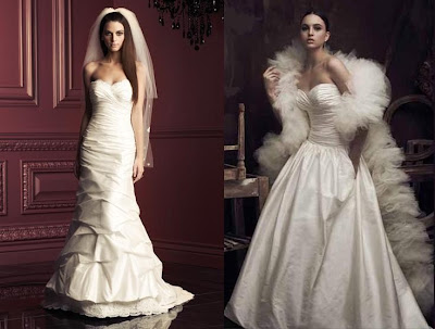 Exotic Bridal Gowns By Paloma Blanca Design - Preweddings and Weddings