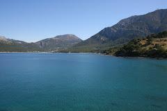 La baie de Karaöz - 35 mn de Finike - Point de départ d'une superbe randonnée vers Adrasan
