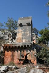 Sarcophage de Sura à 45 mn de Finike