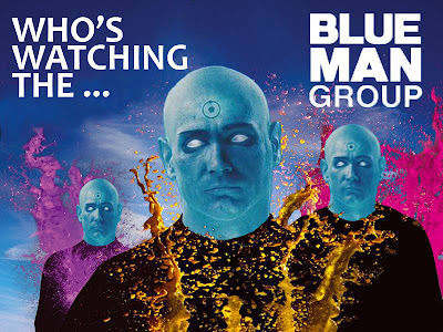 The Blue Man movie
