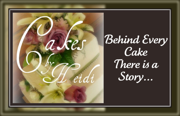 Behind Every Cake There Is A Story