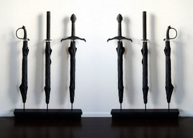 Creative Design With Deadly Weapon Seen On  www.coolpicturegallery.us