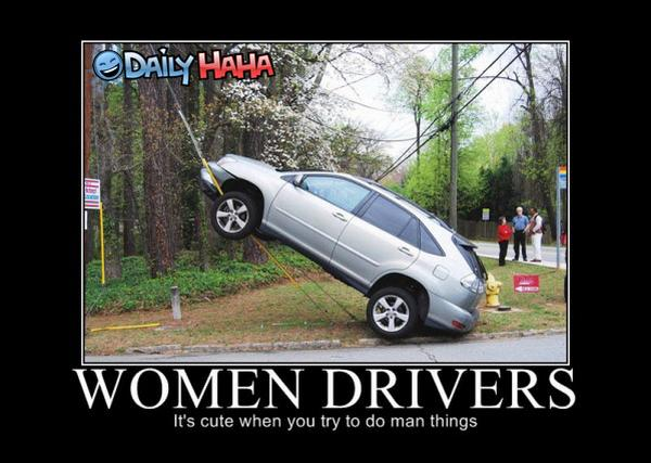 Funny women cars drivers seen on www coolpicturegallery us