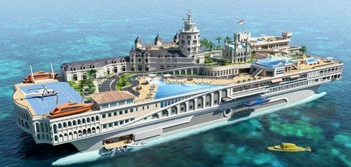 Amazing Beautiful Super Yacht Seen On www.coolpicturegallery.us
