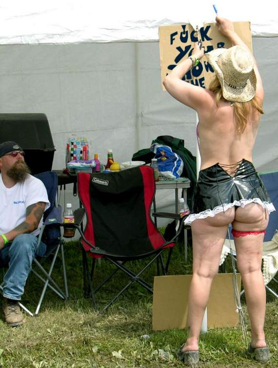 Most Weird Photos Of Harley Festival Photos Seen On  www.coolpicturegallery.us