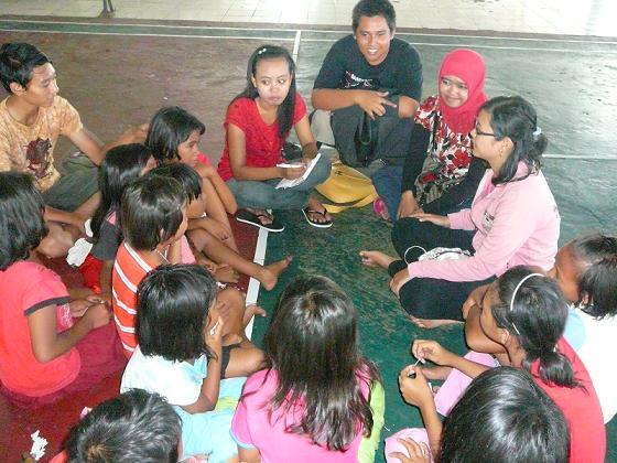 Kegiatan Rutin Pembinaan Anjal di Kota Cirebon
