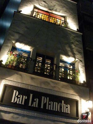 bar la plancha by dantada