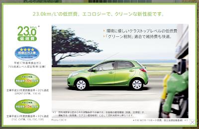 Mazda demio mazda2 by dantada