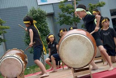 Taiko Kawasaki festival by dantada