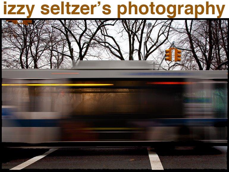 Izzy Seltzer's Blog
