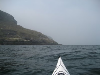Approaching Great Orme