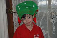 Jayden Christmas 2009