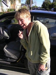 Getting in My Car? OH NO!