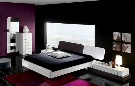 le centre français du meuble: chambre a coucher adulte
