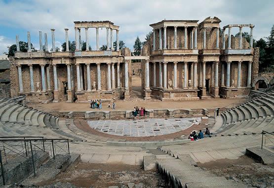 Historia del arte arquitectura romana for Inicios de la arquitectura