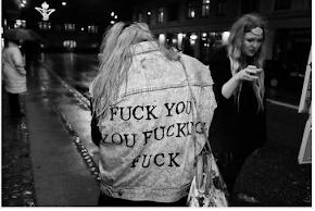 fuck you , you fucking FUCK