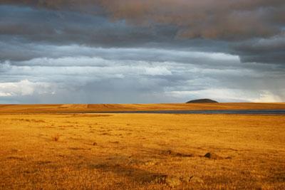 Sonbaharda Kuyucuk Gölü