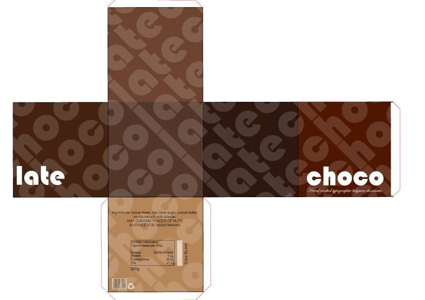 graphic design advertising rich media  u0026 portfolio  packaging   chocolate box