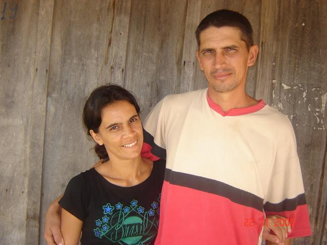 Luiz e Nubia