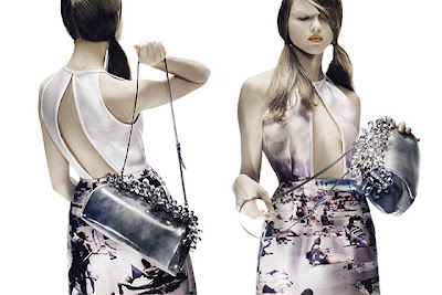 Prada launch new Handbags design 2010