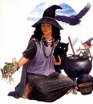 Aqui Mora uma Bruxa ♥