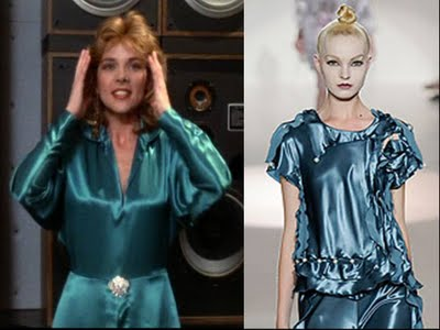 Shoulder Pads Fashion History on Back To The Futurereiss Fashion