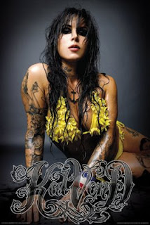Kat Von D Hollywood Los Angeles Tattoo Artist