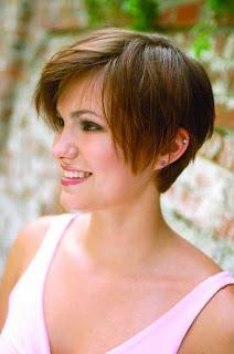 Short Razor Cut Hairstyles