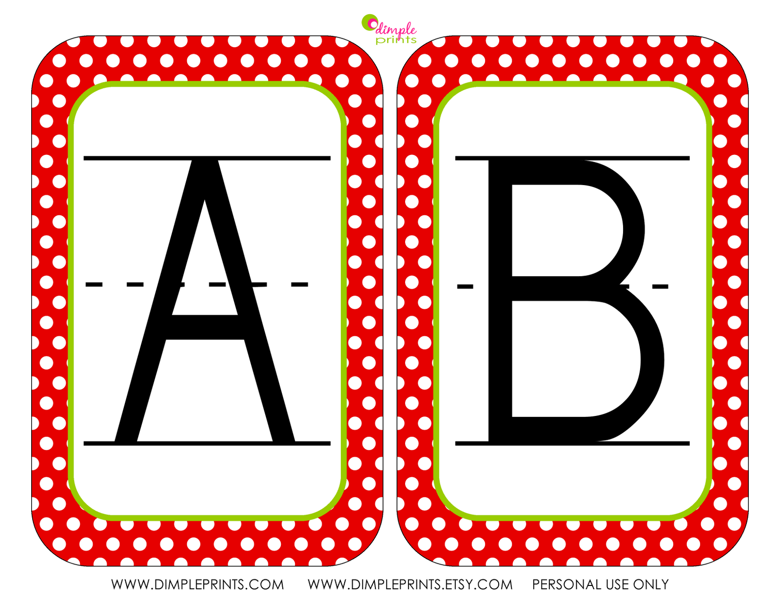 Dimple Prints: FREE DOWNLOAD: Back to School Party & Teacher Supplies