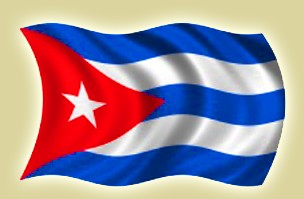 Bandera de Cuba