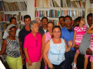 sobre la RED DE BIBLIOTECAS CIVICAS REINALDO BRAGADO Encuentro4
