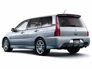 Mitsubishi Lancer Wagon Design Disaster