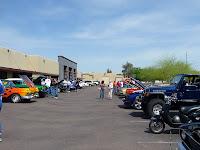 CarQuest Car Show in Phoenix