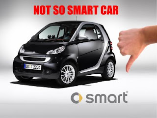 Why I Hate the Smart Car