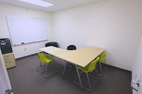 Stylish Meeting Room at CollabLab