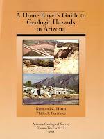 Guide to Geologic Hazards in Arizona