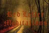 RED LETTER MEDITATIONS